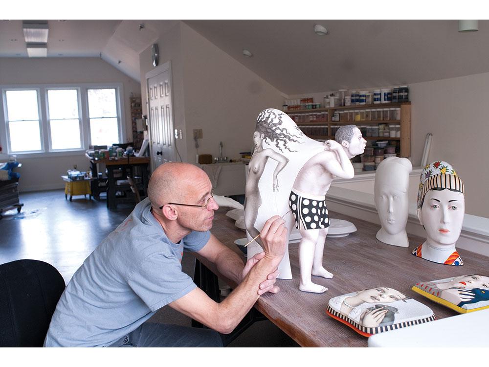 Figural Sculpture: Ideation to Materialization | US Workshops