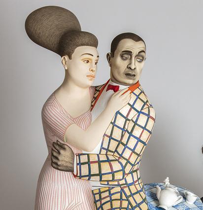 Sergei Isupov featured at ART MACAO: Macao International Art Biennale 2021